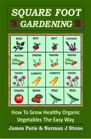 square foot gardening book - Vegetable Garden Ideas For Small Gardens