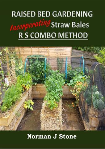 Raised Bed Straw Bales RS COMBO